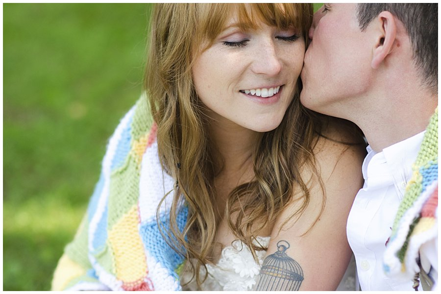 www.greenblossomphotography.com, Chatfield Botanic Gadens wedding photo