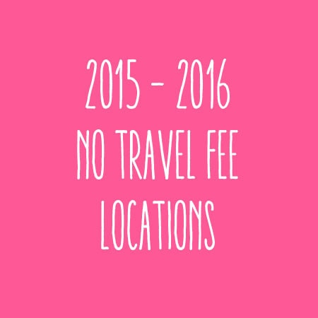 Location fee for wedding