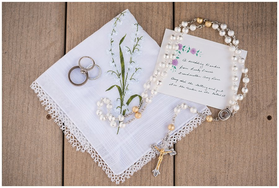 bridal wedding heirloom details making your wedding day go smoothly at Deer Creek Valley Ranch wedding by Deer Creek Valley Ranch wedding photographer Jennie Crate