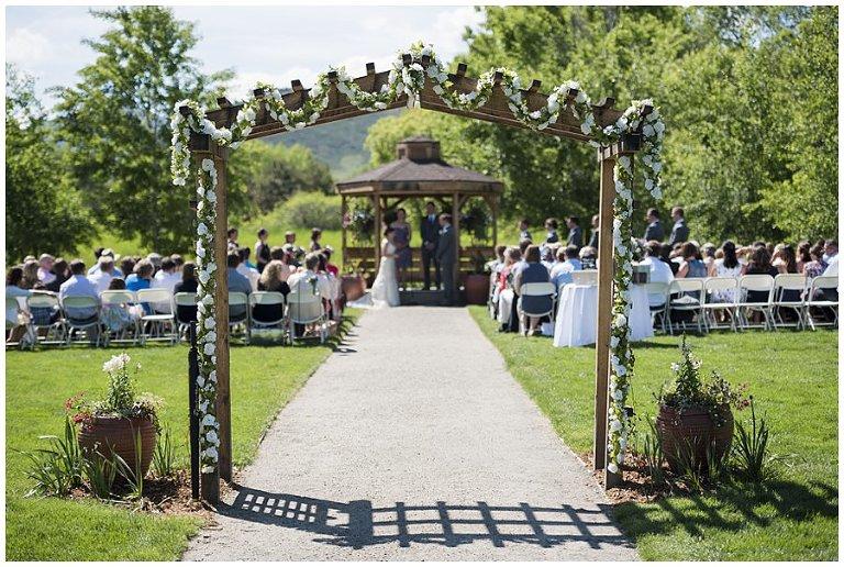 Denver Botanic Gardens at Chatfield Wedding | M + J