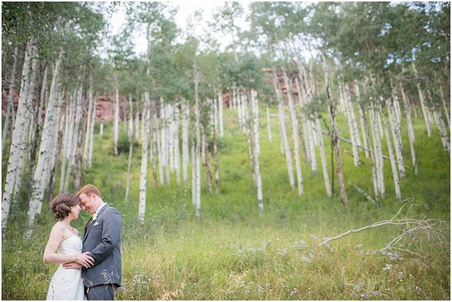 Piney River Ranch wedding couples portraits photo 10