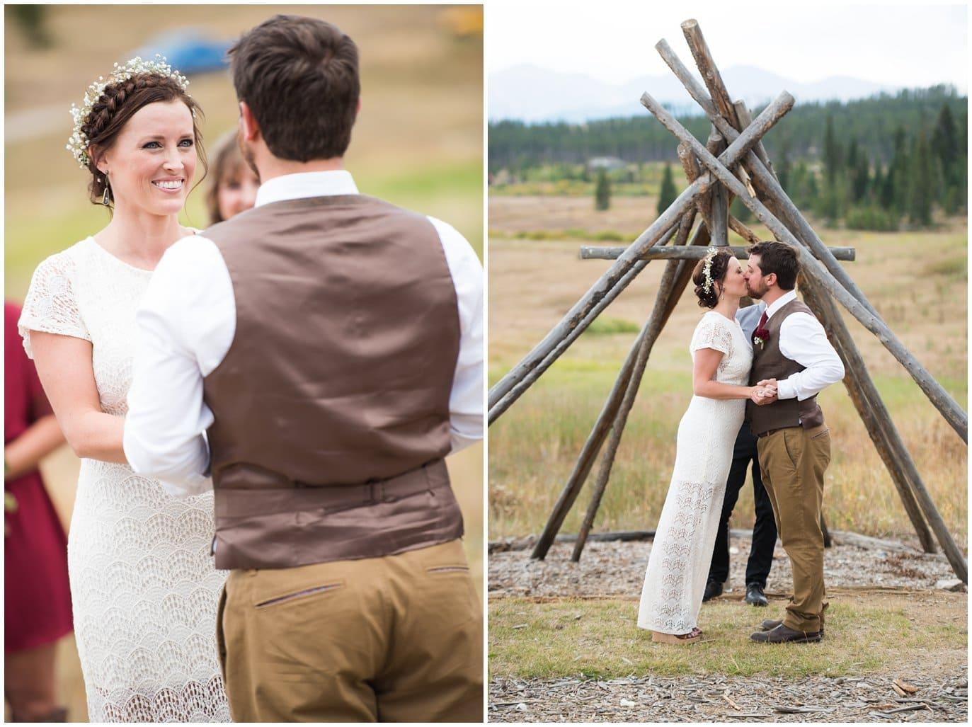 Snow Mountain Ranch wedding photo 8