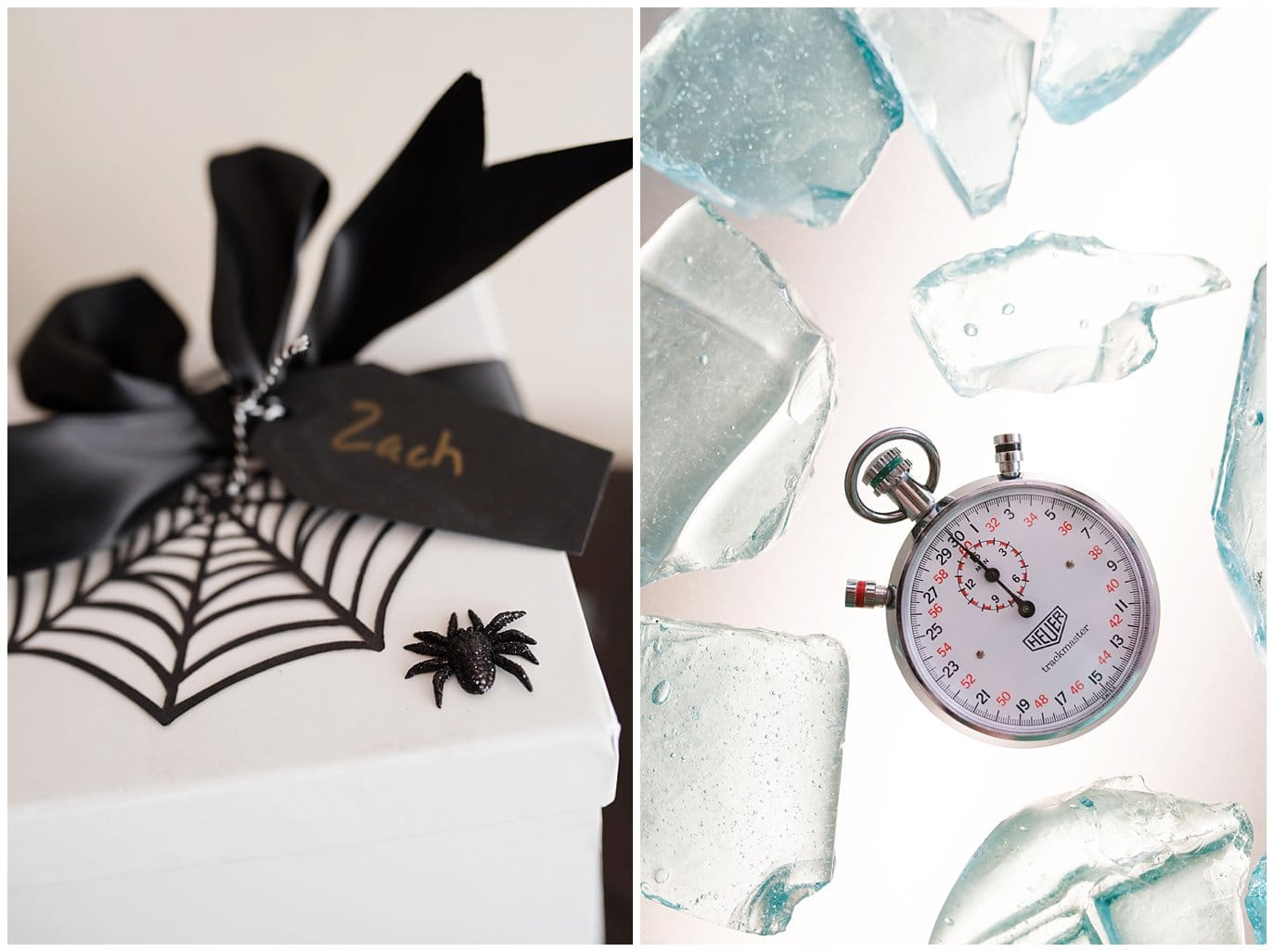 Downtown Denver Halloween Wedding bridal party gifts and Making Your Wedding Day Go Smoothly
