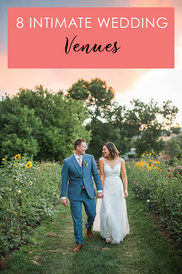 8 Intimate Wedding Venues Colorado Wedding Planning Resources by Colorado Wedding photographer Jennie Crate