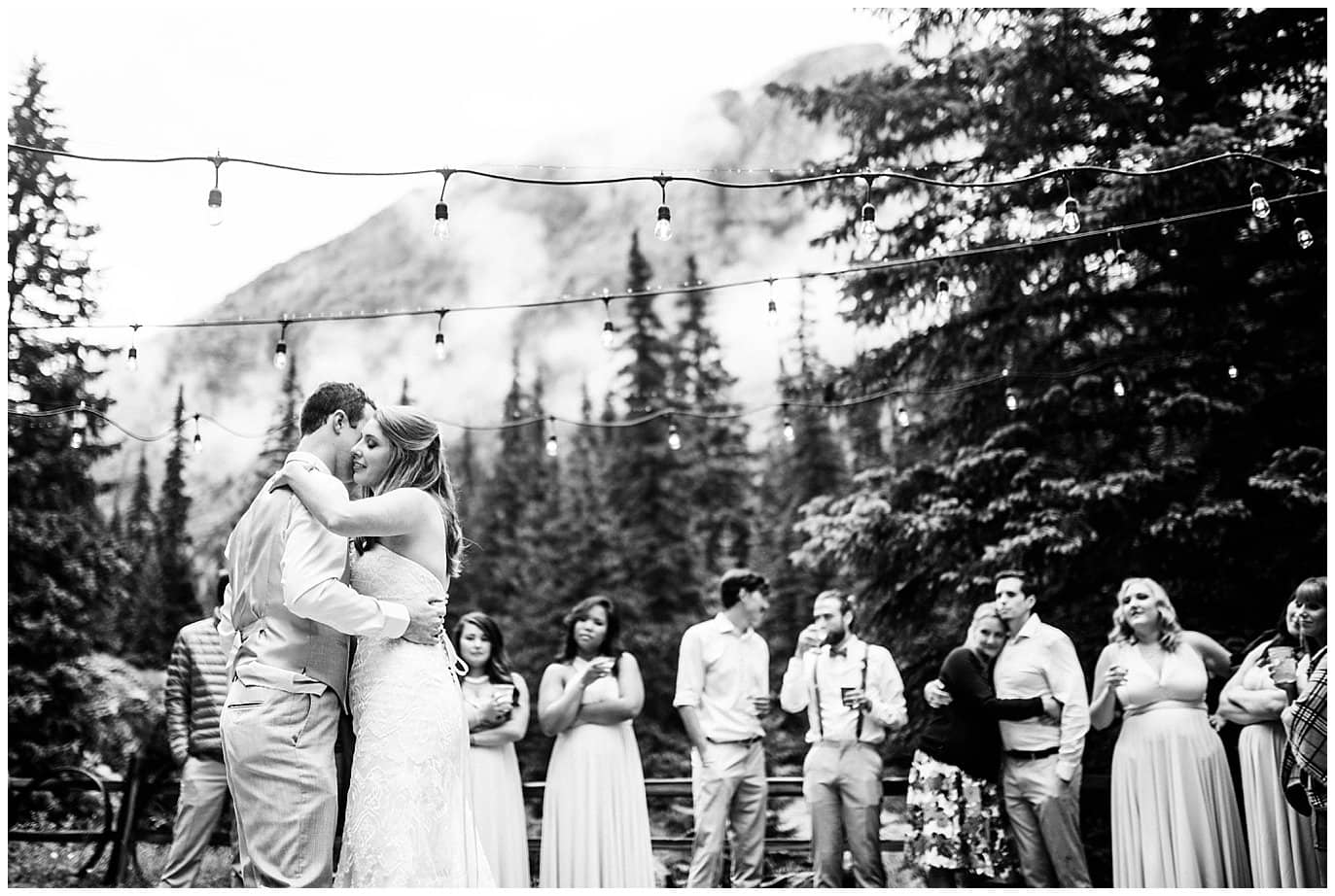 Silverton Intimate wedding photo