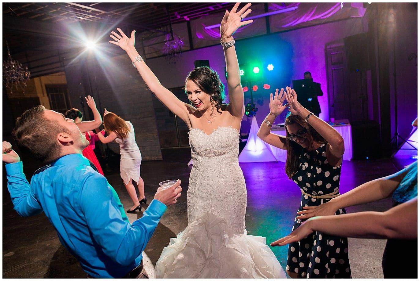Moss Denver Same-Sex Wedding reception photo