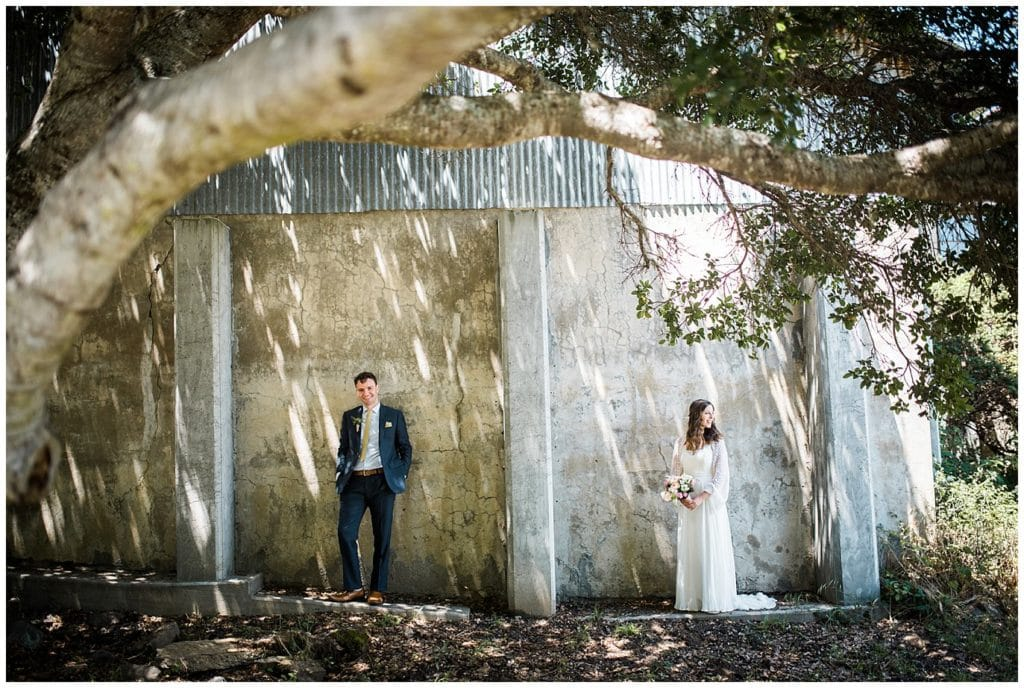 Mann Family Farm Bolinas Wedding photo