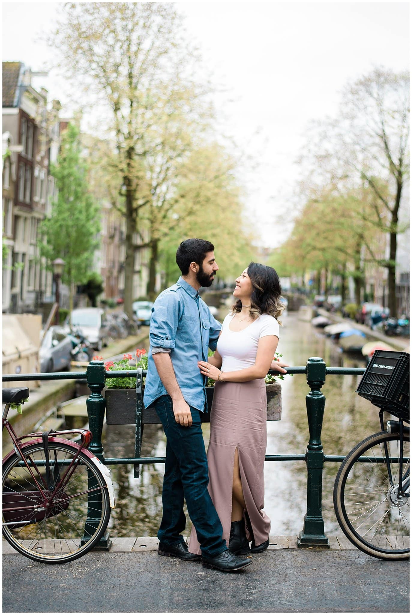 Amsterdam Couple's Session photo