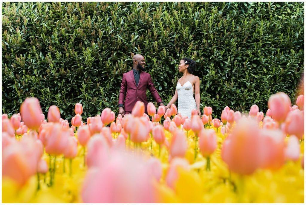 Amsterdam Keukenhoff Gardens Wedding Session by Denver Wedding Photographer, Jennie Crate Photographer