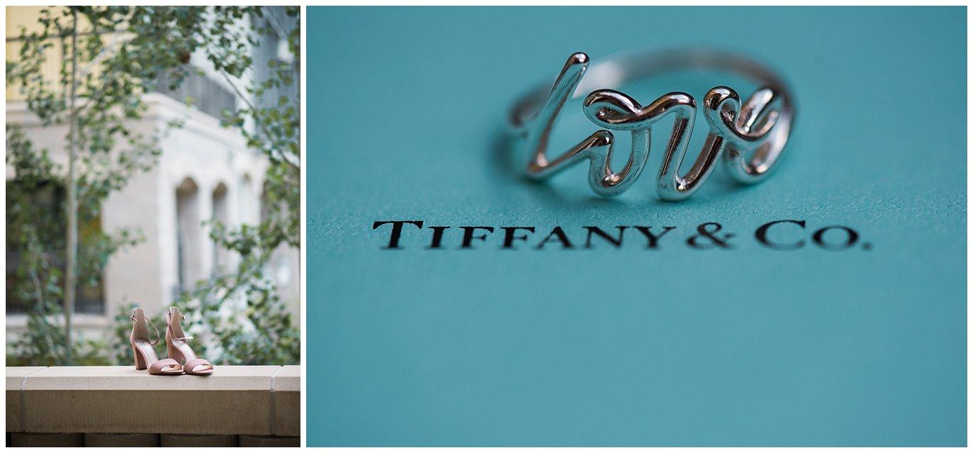 tiffany & company wedding ring photo