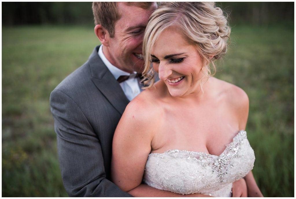 Wild Basin Lodge Wedding photo