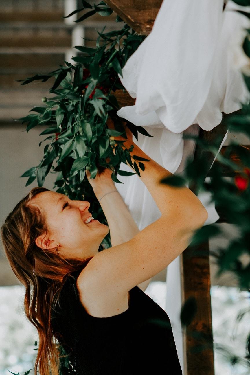 Project Floral Lauren Evans