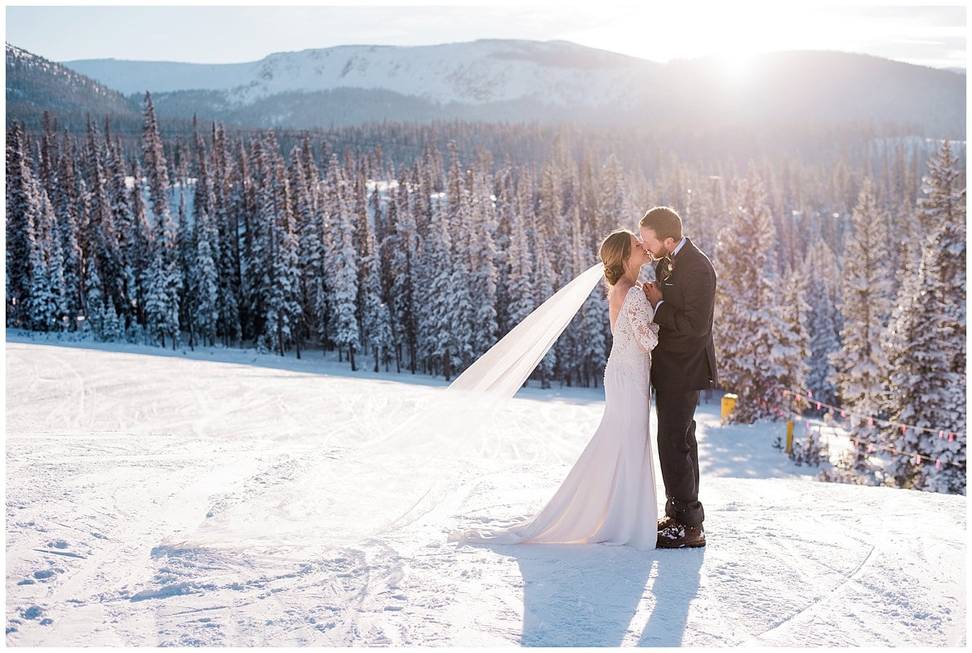One of the best Colorado Wedding Venues in Winter Park Resort by Colorado Wedding Photographer Jennie Crate Photographer