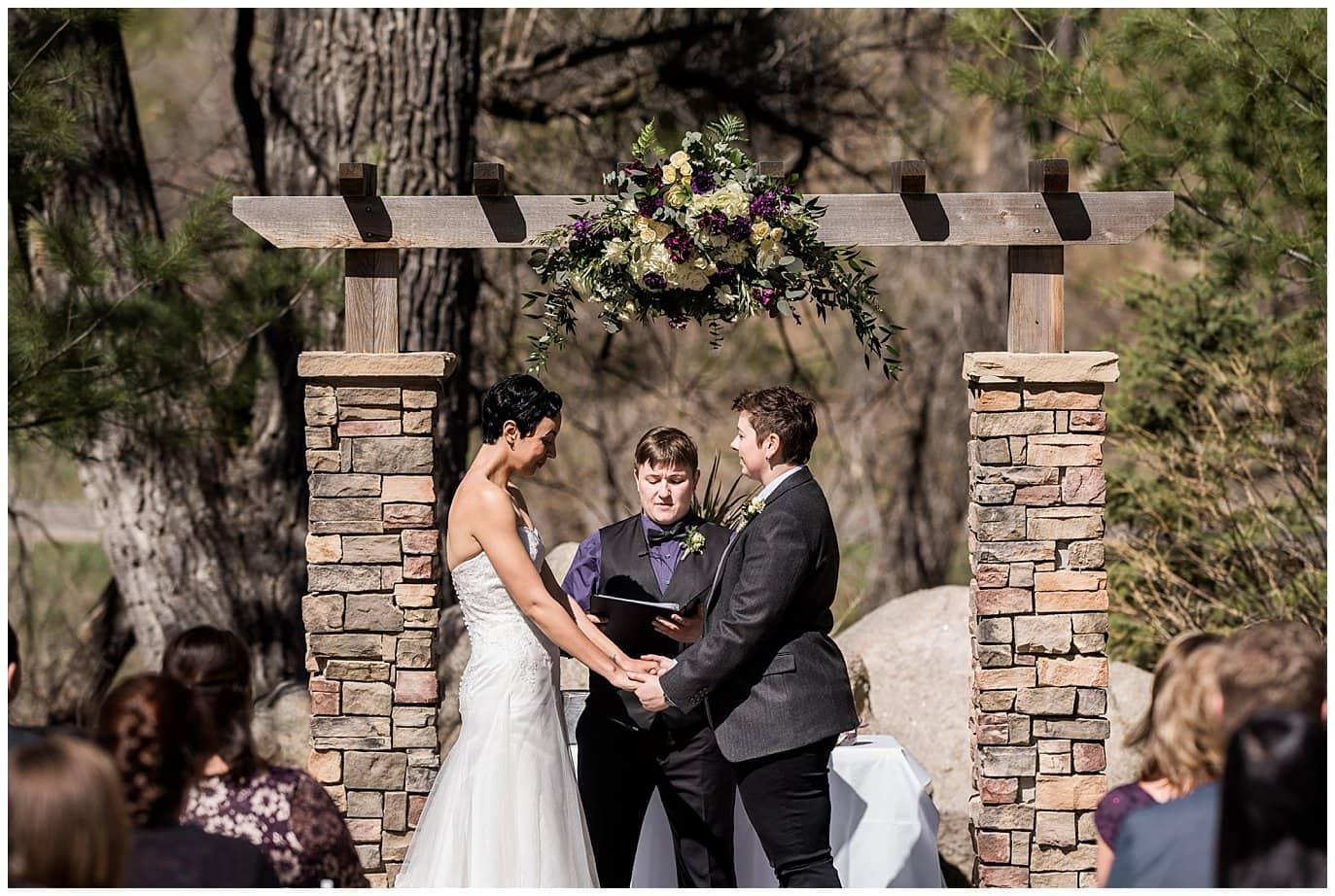 Wedgewood Boulder Creek Wedding photo