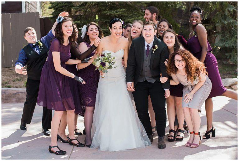 Wedgewood Boulder Creek Brunch Wedding | Cat and Taylor