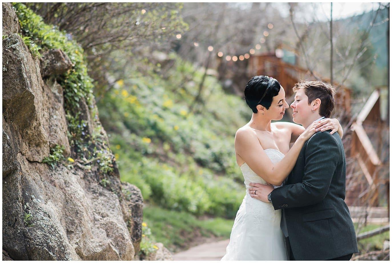 Wedgewood Boulder Creek LGBT Wedding photo