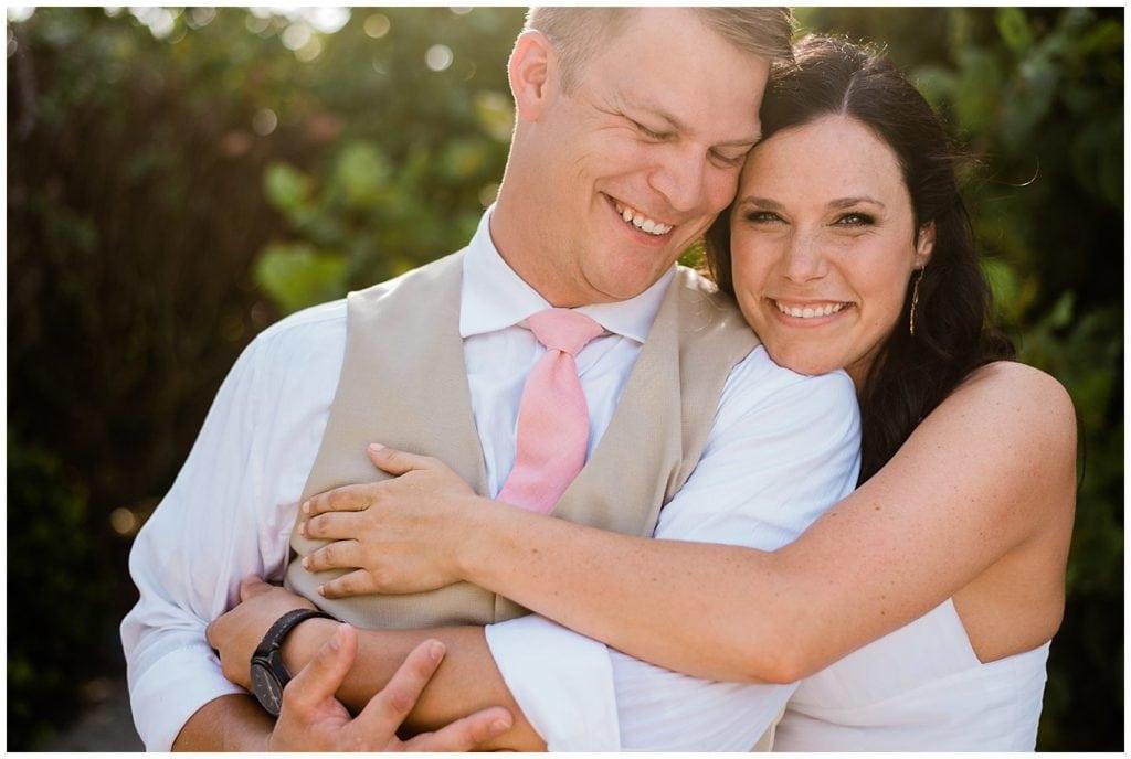Captival Island Florida Beach Wedding photo