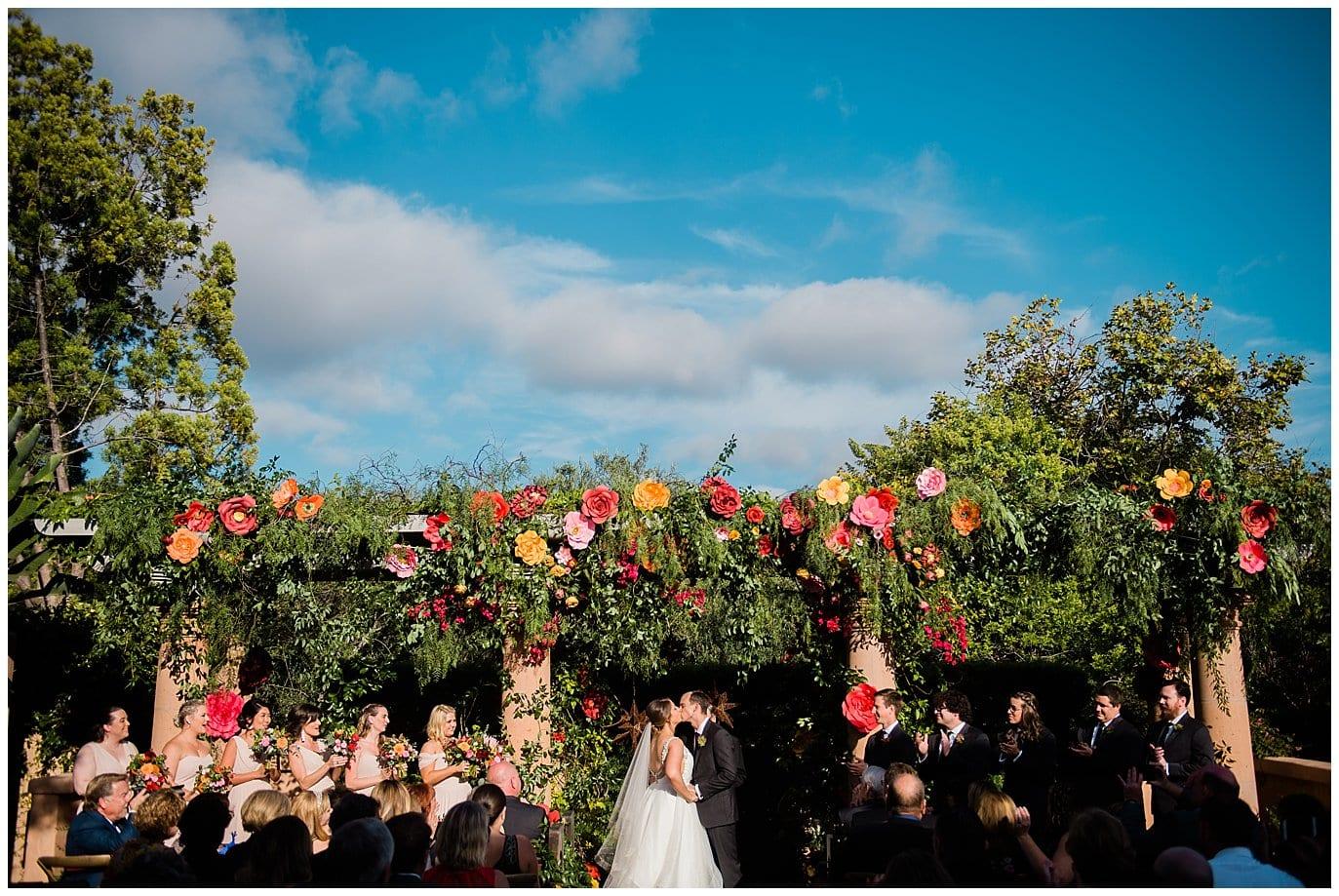 Rancho Valencia Wedding photo
