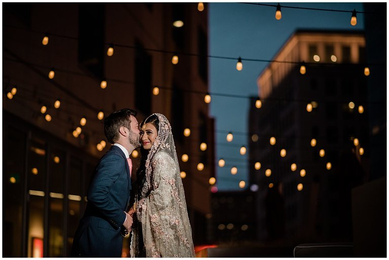 The Art Hotel Denver Nikah | Maysun and Nathaniel