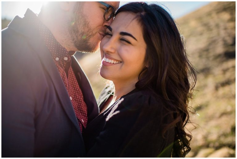 Golden Gate Canyon State Park Engagement | Nadia and Michael