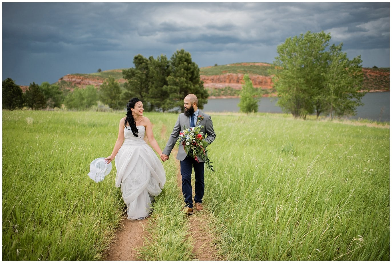 Lory State Park Fort Collins Wedding photo