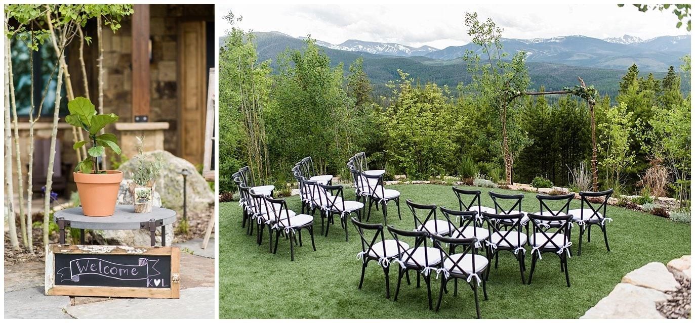 intimate private VRBP Winter Park Wedding photo