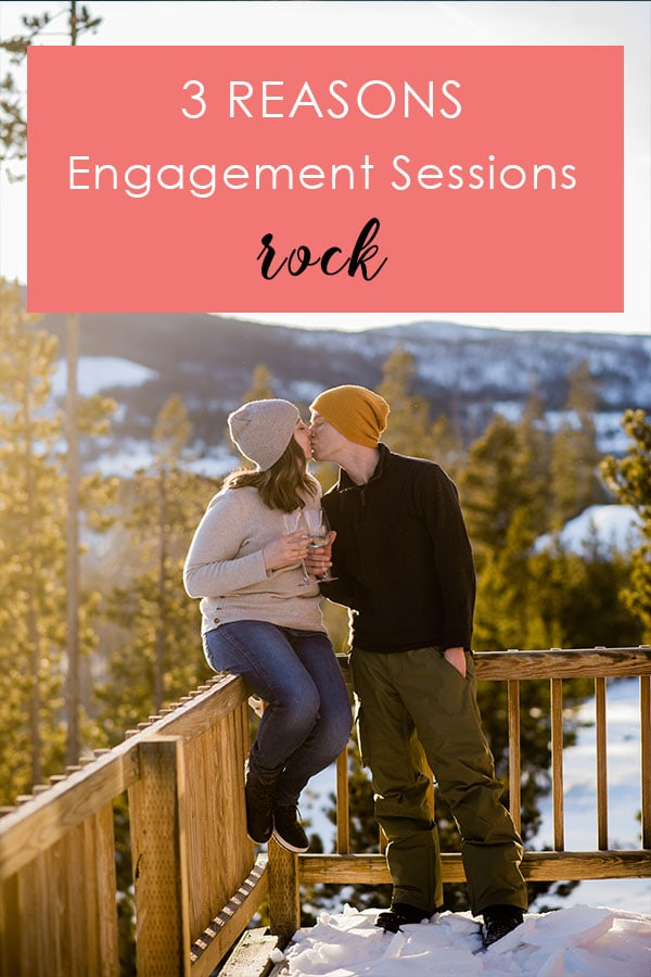 Reasons to have an engagement session Colorado Wedding Planning Resources by Colorado Wedding photographer Jennie Crate