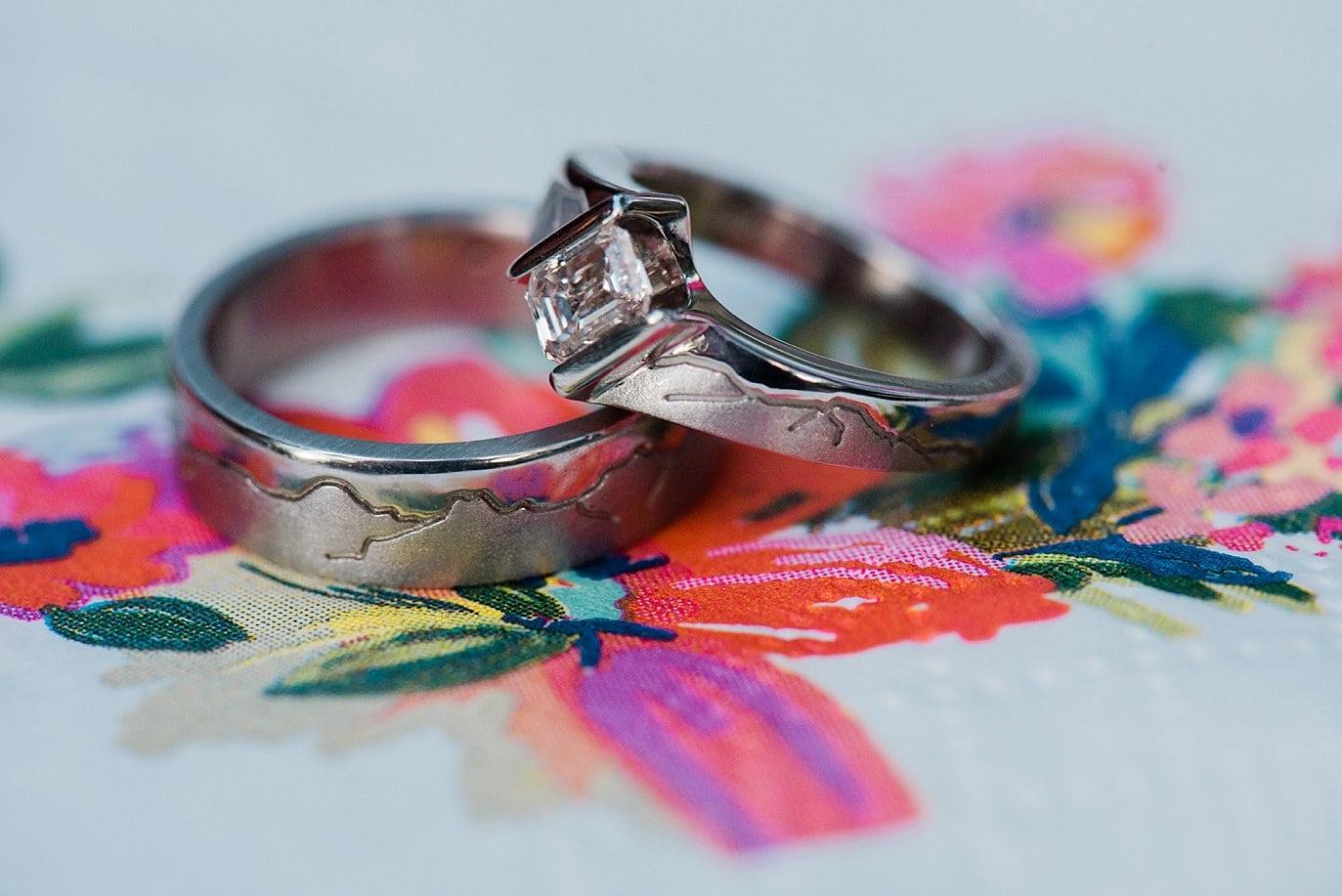 cronin jewelry wedding rings boulder wedding photo
