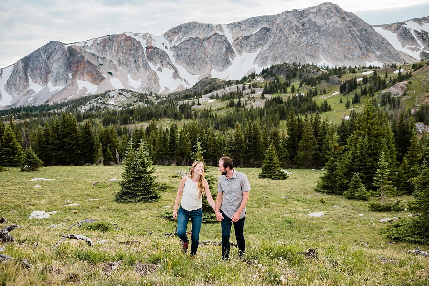 Medicine Bow National Forest Engagement