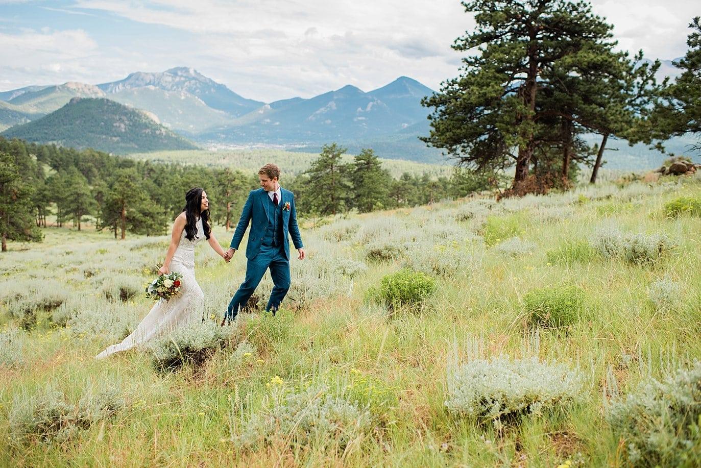3M Curve wedding at Rocky Mountain National Park Wedding by RMNP Wedding Photographer Jennie Crate