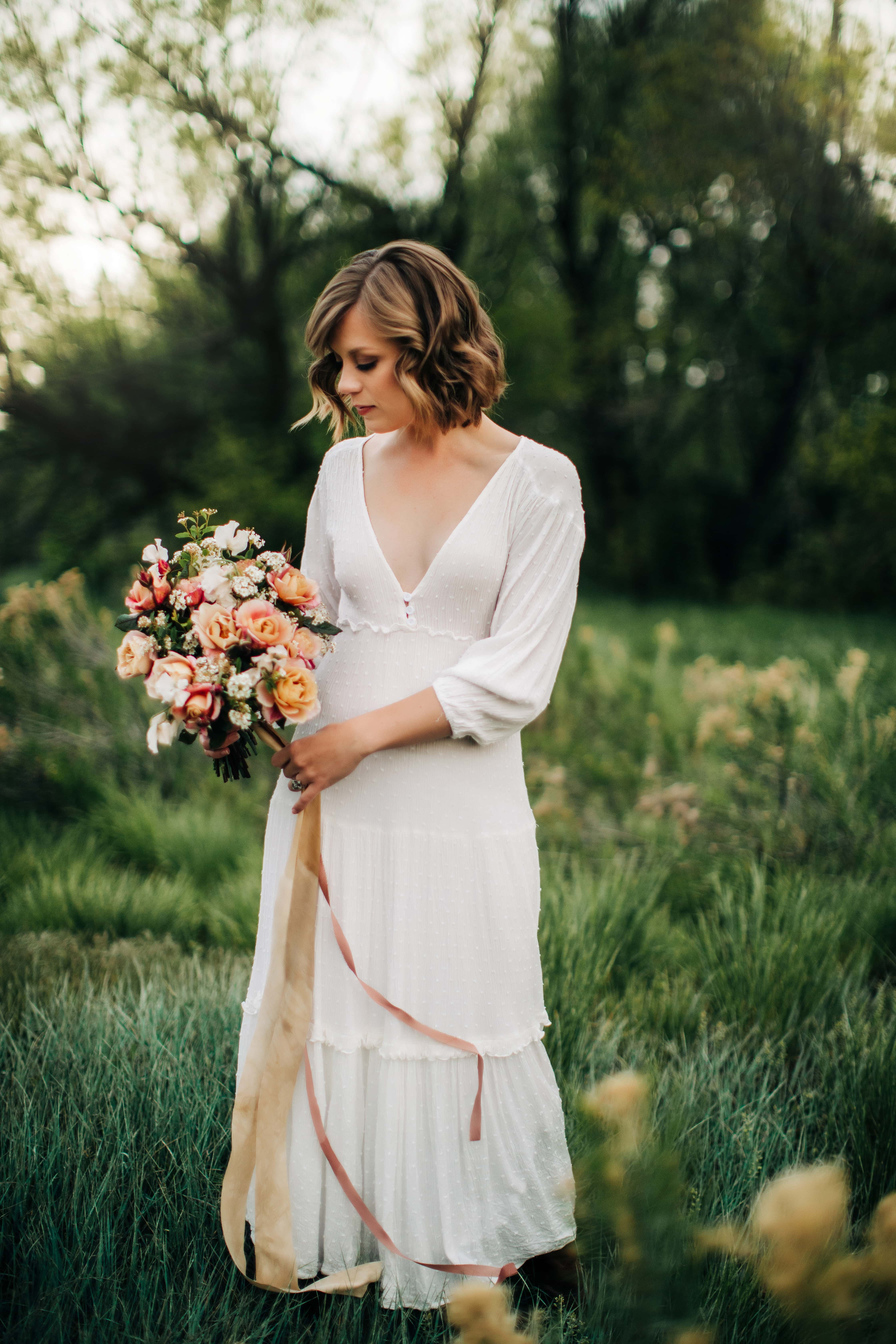 Ashley Sassoon Wildwood Floral Co owner and designer