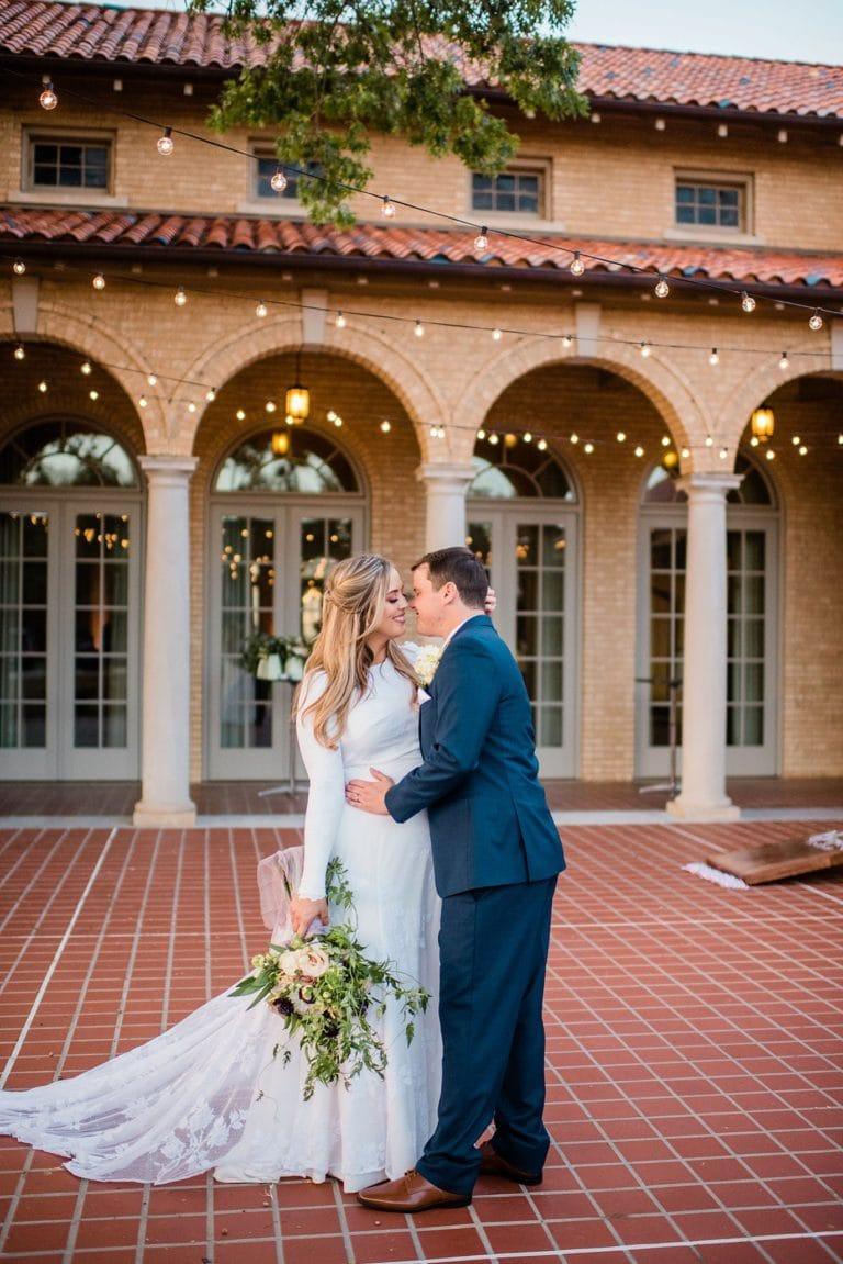 The Forum Wichita Falls Texas Wedding | Caitlin and Patrick