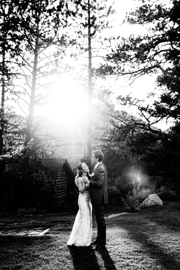 Black Canyon Inn Wedding | A + T