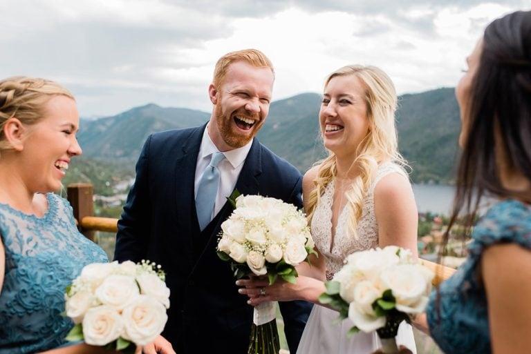 Grand Lake Lodge Wedding | Amanda and Karl