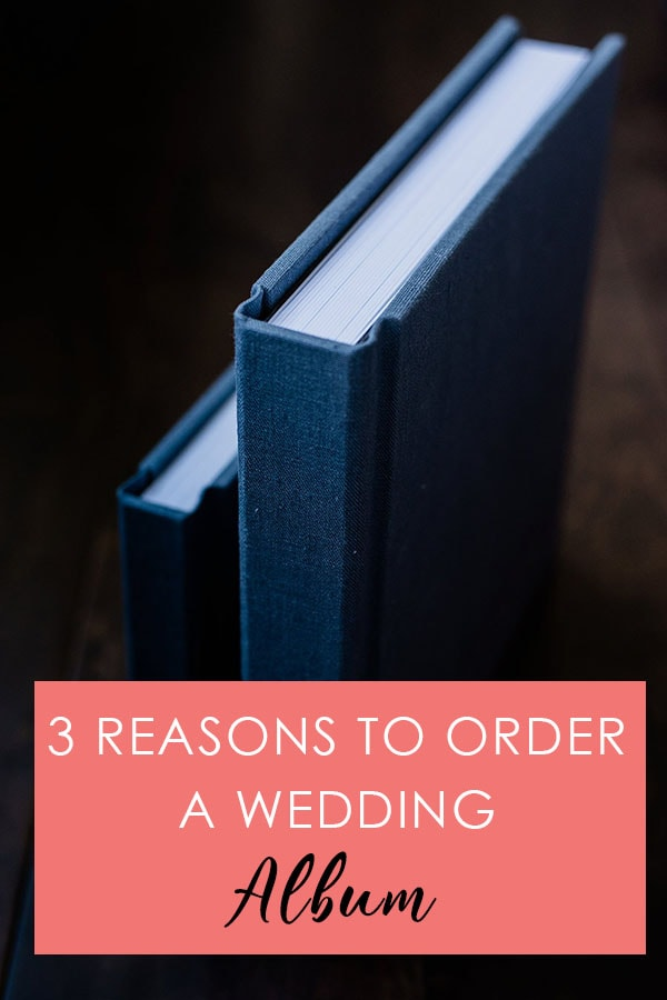 3 Reasons to Order a Wedding Albums by Denver Wedding Photographer Jennie Crate
