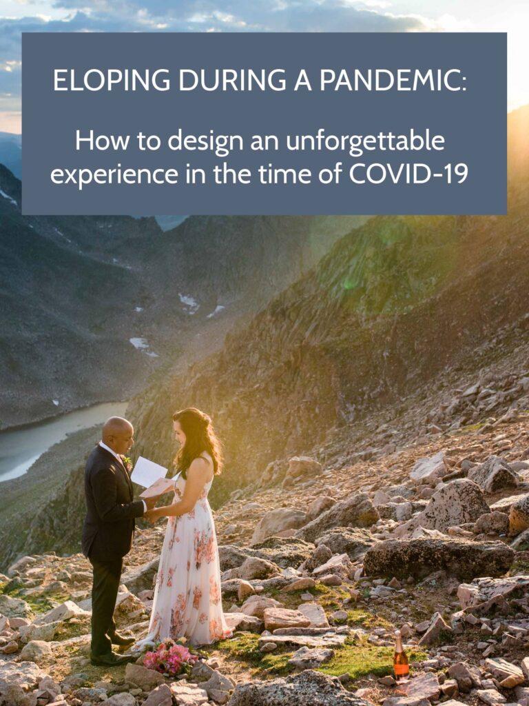 coloado elopement planning guide by Colorado Elopement Photographer, Jennie Crate, Photographer