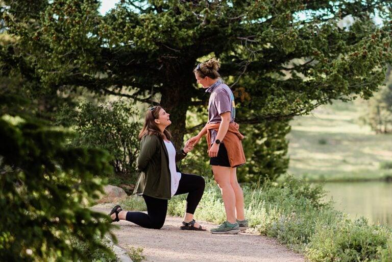 Lily Lake Proposal | Rocky Mountain National Park Proposal