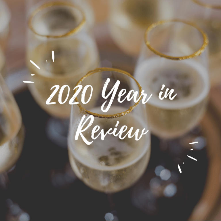 2020 Year In Review | Jennie Crate, Photographer