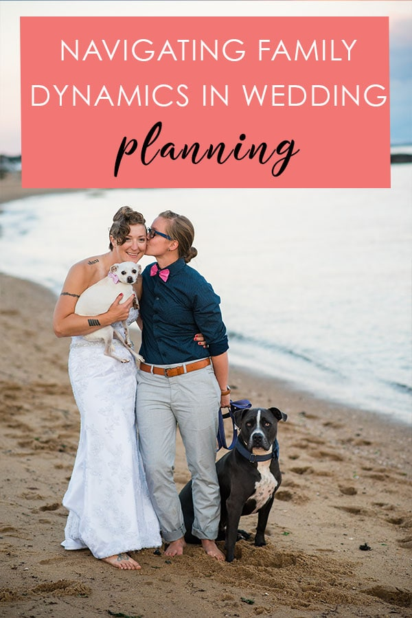 LGBTQ+ Wedding Planning Navigating Family Dynamics
