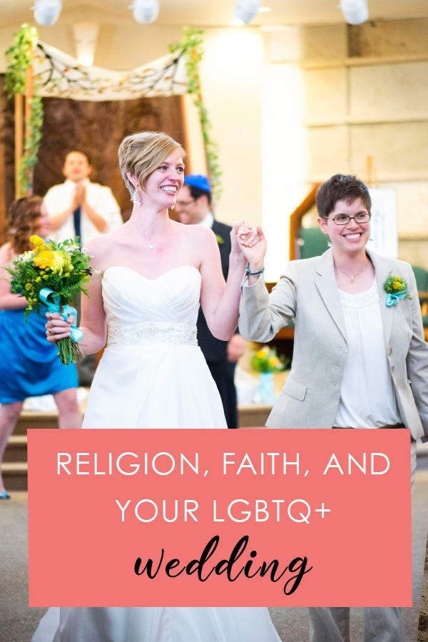 Gay Wedding Planning Religion and Gay Weddings by Gay Wedding Photographer Jennie Crate